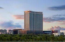 上海中优城市万豪酒店正式开业,万豪国际集团持续于中国市场保持强劲的发展布局