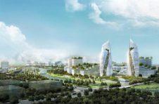 上海这座新城靠什么才能建起480米高的地标摩天楼?| 临港一周观察